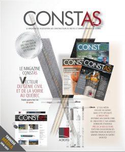 Constas / Trousse média 2017