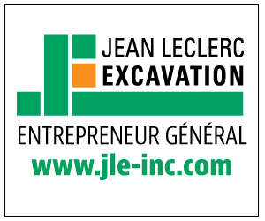 Jean Leclerc Excavation.