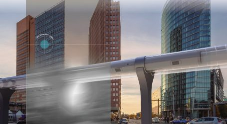 Montréal et l'Hyperloop