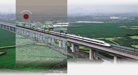 Danyang-Kunshan, le plus long viaduc du monde