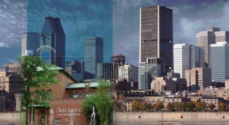 Les eaux de Montréal