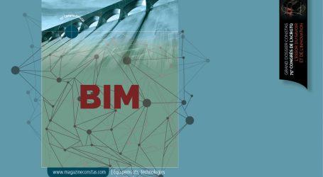 BIM. Construction virtuelle et numérique