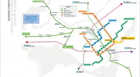 Montréal et la STM : une vision structurante