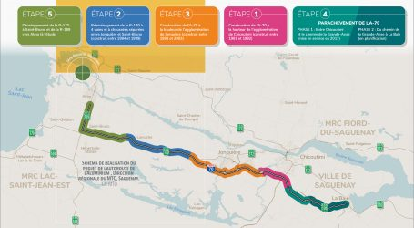 Direction régionale du MTQ — Saguenay