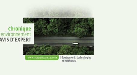 La qualité des routes face à l'environnement
