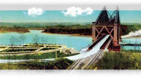 Le centenaire du pont de Québec
