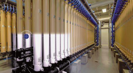 La Station de traitement de l'eau potable  J.-M. Jeanson de Sherbrooke