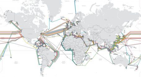 Les câbles sous-marins de télécommunication