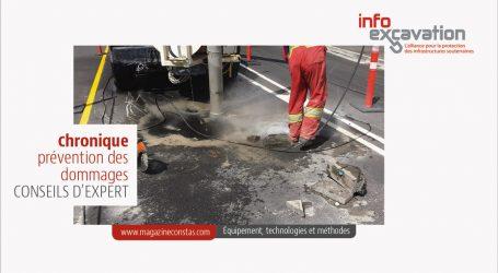 Législation et guichet unique en matière d'infrastructures souterraines