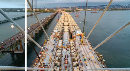 Un pont qui rayonne autour du monde