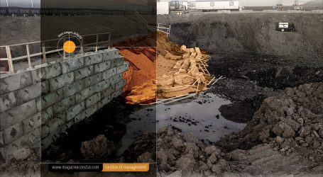 Changements dans les conditions de sol et dépassement de coût dans les projets