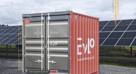Le système de stockage d'énergie EVLO